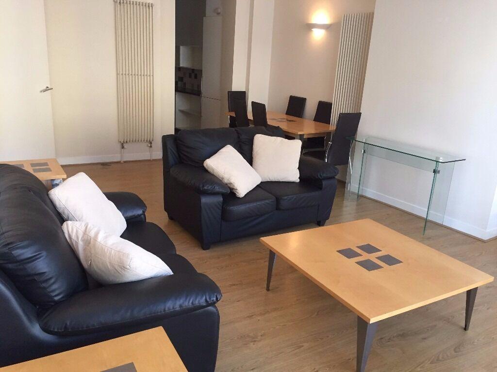 Stunning 2 bedroom flat-Angel/Old street/Moorgate