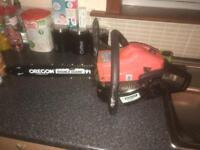 Chainsaw petrol