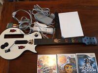 Wii Guitar bundle