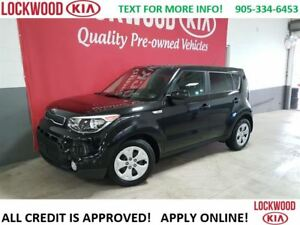 2016 Kia Soul LX - BLUETOOTH, KEYLESS ENTRY