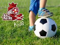 Soccer coaching for kids - Children of all ages & abilities welcome