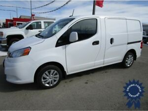 2017 Nissan NV200 SV Cargo Van, Backup Camera, Bluetooth