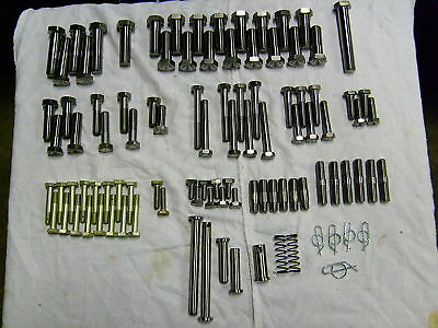 Sprint Car , TITANIUM CHASSIS one nut or q/c , r/r, s/p PLUS BOLT KIT
