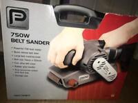 Belt sander
