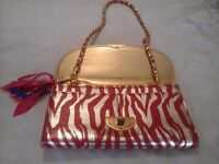 Pauls boutique shoulder bag/clutch
