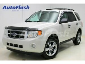 2011 Ford Escape XLT * V6 * 4X4 * Cuir * Demarreur  Hitch *