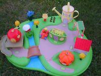 Fifi & the Flowertots Magical Garden Play set