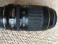 Canon EF USM 100-300mm