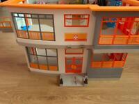 Playmobil city hospital