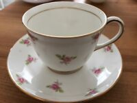 Hazel Sharon bone china tea set.