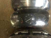honda civic 1.4 ej9 speedo instrument cluster clock