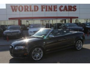 2008 Audi RS4 Convertible | 6-Speed *Rare* Only 300 produced