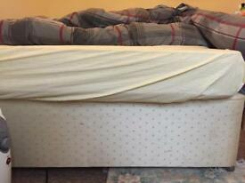 Dewan double bed with