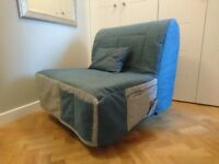 Chair Bed - Ikea Lycksele