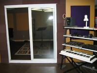 Recording Studio / Live Sound Lessons