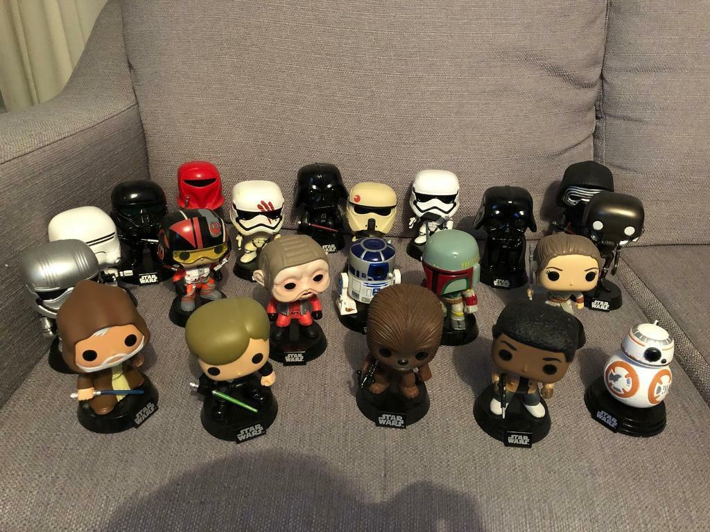 Pop Vinyl, Star Wars