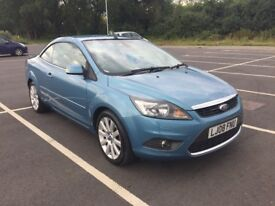 Ford Focus CC-3 2.0 TDCI, Cruise control, Heated seats