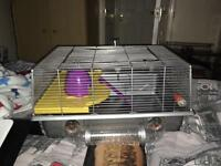 Hamster or Mouse cage in good condition