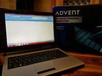 Advent notebook computer