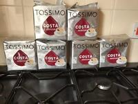 Americano Costa Coffee Pods