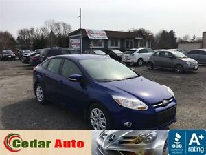 2012 Ford Focus SE Managers Special