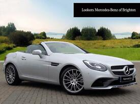 Mercedes-Benz SLC SLC 200 AMG LINE (silver) 2017-01-20