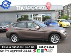 2013 BMW X1 xDrive28i - SUNROOF leather htd PRKING SENSOR