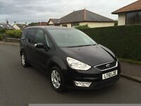 ****2010 , FULL 7 SEATER , FORD GALAXY 2.0 LTR TDCI AUTOMATIC , GREAT VALUE****