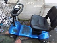 mobility scooter ,rascal liteway 6