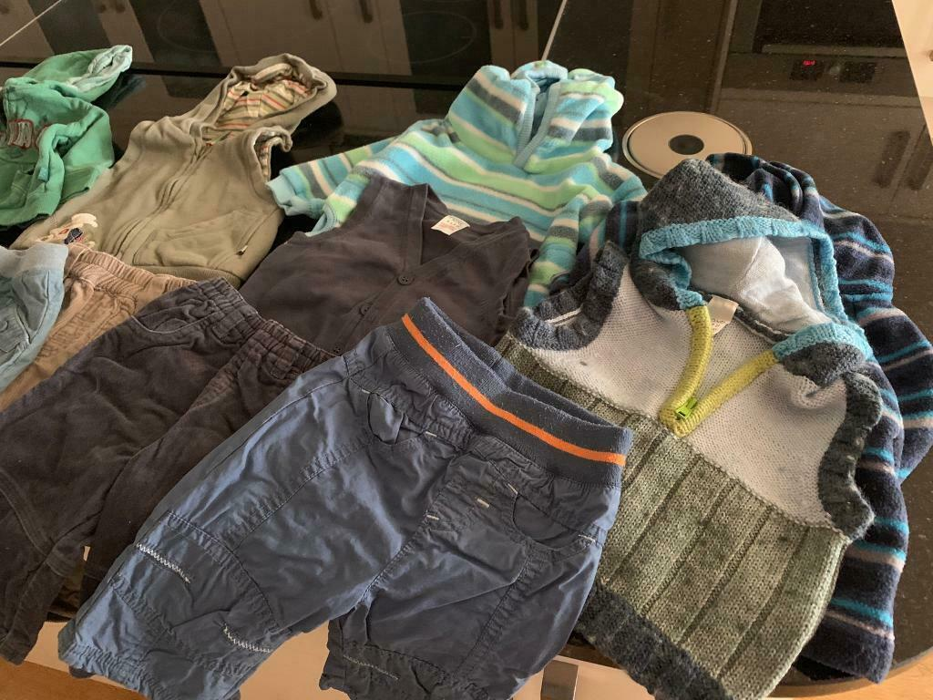 Cheap Sale 3-6 Months Trouserx Bottoms x2