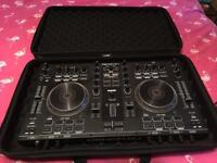 Denon Mc4000 DJ controller, boxed with UDG case, excellent condition