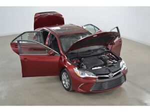 2015 Toyota Camry XSE V6 GPS*Cuir*Toit Ouvrant*Camera Recul