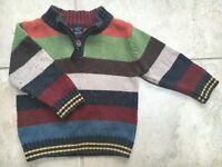 Boy's autumn/winter clothes 9-12m