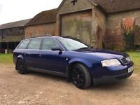 Audi A6 estate 1.9TDI