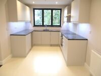 REDUCED BY £480PM! STUNNING BRAND NEW 3 DOUBLE BEDROOM 2 BATHROOM FLAT & FREE PARKING BY ZONE 3 TUBE