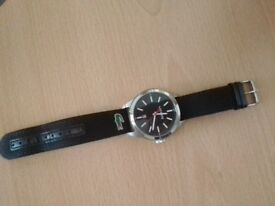 Genuine aukland la coste watch
