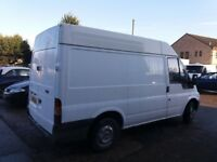 2005 Ford Transit high roof with mot