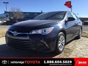 Toyota Certified 2016 Toyota Camry LE - BACK UP CAMERA! BLUETOOT