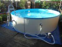 Swimming Pool Set Hydrium Splasher 12ft