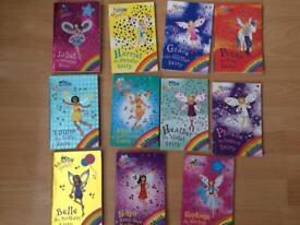 Rainbow Magic Fairy Book Bundle x 11 Morden SW London