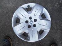 Renault Espace Wheel Trim.