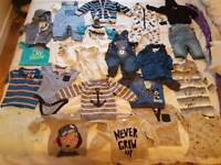 3-6 baby boy bundle