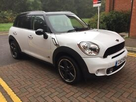 ***REDUCED TO SELL***MINI COUNTRYMAN COOPER S ALL 4
