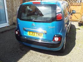 Citroen C3 Picasso 1.6 HDi VTR+ in good condition, full service history, economic to run