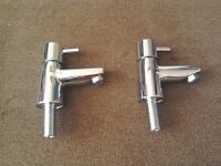 Bathroom Basin Taps, Ideal Standard- CONE -New and Unused