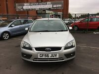 Ford Focus 1.6 Zetec Climate 5dr ONE FORMER KEEPER,