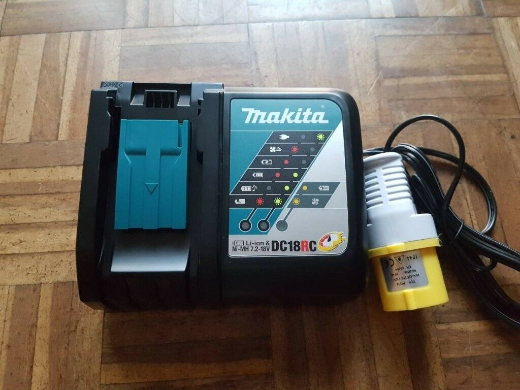 Makita DC18RC 18 v Dual Rapid Fastest LXT