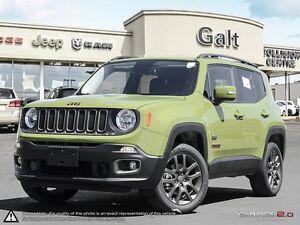 2016 Jeep Renegade X COMPANY DEMO |