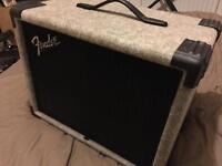 Pair Fender 1 x 12 Celestion loaded speaker cabs