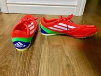 Adidas Track & Field Running Shoes - UK size 10-11